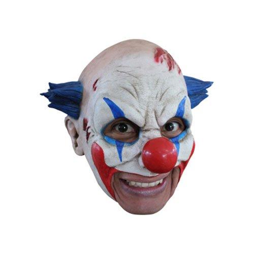 Chinless Clown Mask