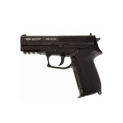 Gletcher 4.5 Mm Steel BB Powerful Air Pistol