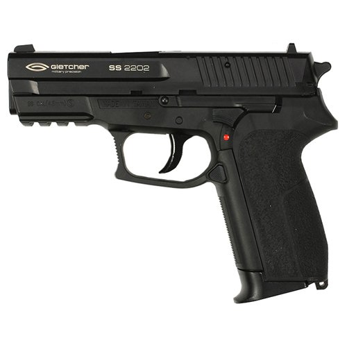 Gletcher SS 2202 4.5mm CO2 BB Pistol