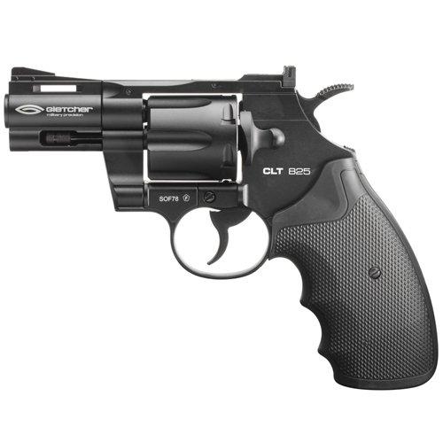 Gletcher Full Metal Compact Barrel 2.5 Inch CO2 Revolver