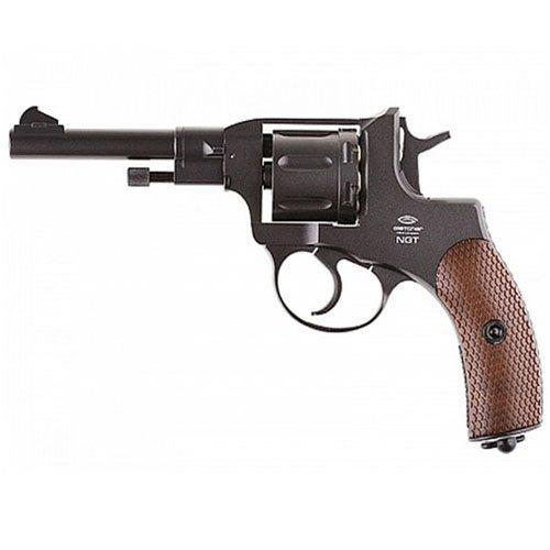 Gletcher .177 Caliber BB Steel Full Metal Air Revolver