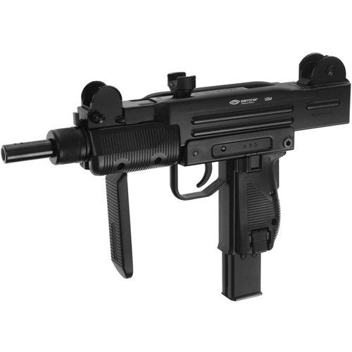 Gletcher UZM Steel BB 4.5mm Submachine Gun