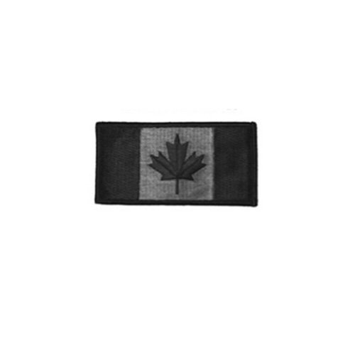 Medium Canada 3 X 1 34 Inch Iron On Patch