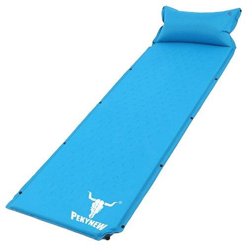 Lightweight Blue Sleeping Pad