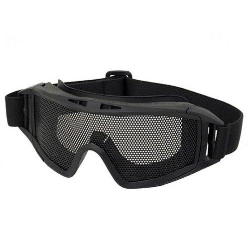 Steel Mesh Tactical Goggles