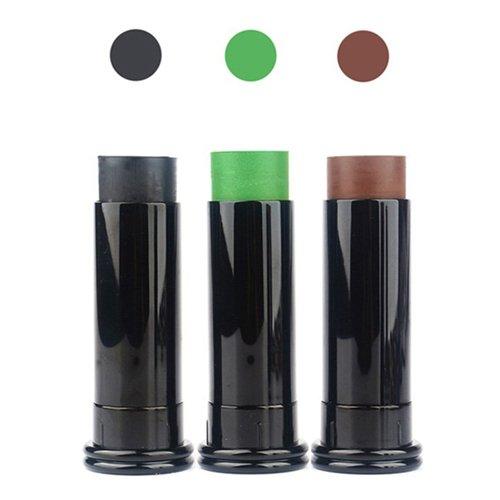 Camo 3-Colour Set Face Paint Sticks