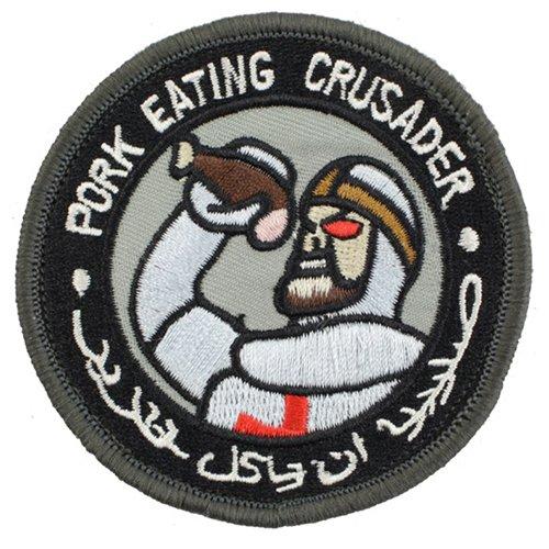 Pork Eating Crusader Moral Patch
