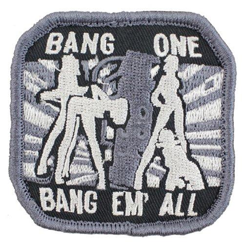 Bang One Bang Em All Moral Patch