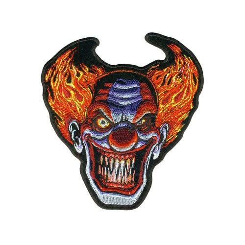 Angry Clown Patch