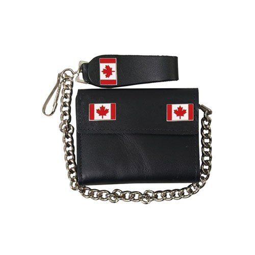Canadian Flag Wallet
