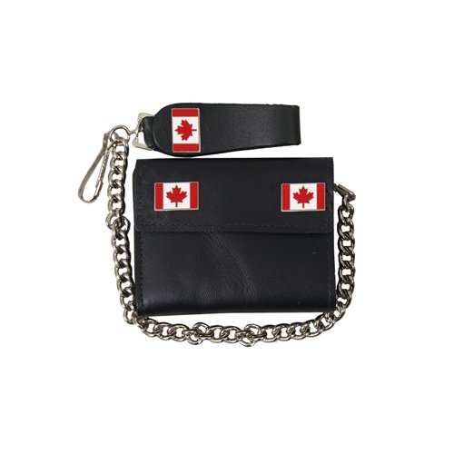 Wallet Bifold Canadian Flag