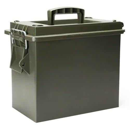 Olive Drab Tall Ammo Box