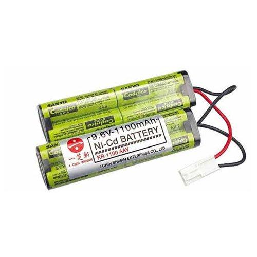 ICS Sanyo 9.6V-1100mah Ni-Cd Battery