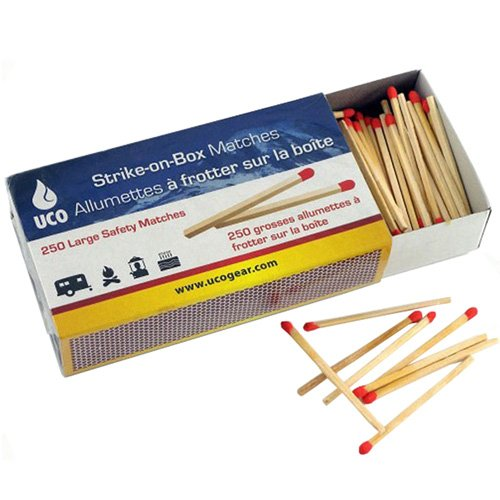 Industrial Revolution MT-SB-LARGE Strike on Box Matches