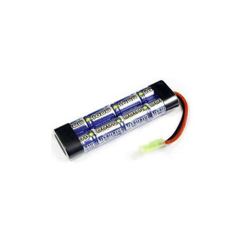 Intellect Battery 9.6V 1600mAh with Mini Tamiya Connector