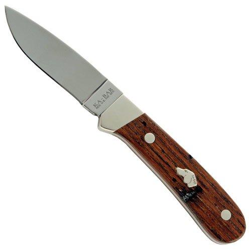 Ka-Bar Dogs Head Trailing Knife