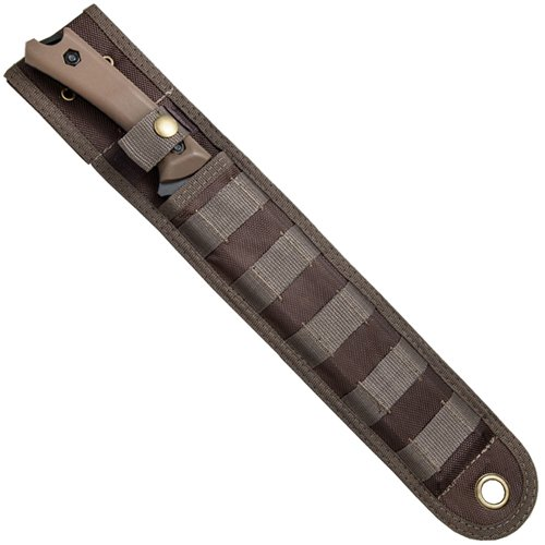 Jarosz Choppa Ultramid Handle Fixed Blade Knife