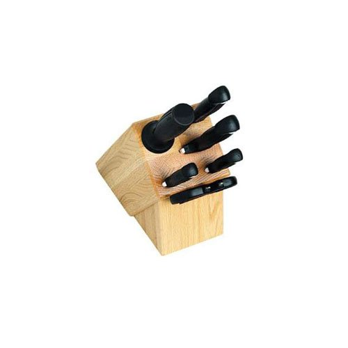 7 Piece Kitchen Block Set Knife