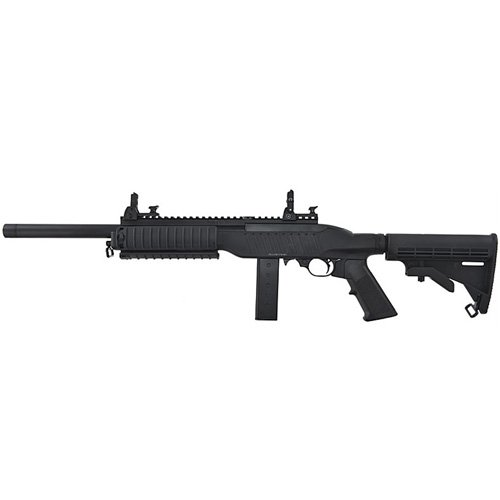 KJ Works KC-02 Carbine Airsoft Rifle