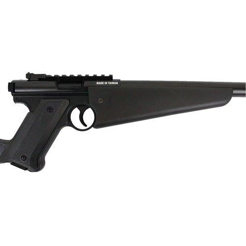KJ Works MK1 Carbine Green Gas Airsoft Rifle