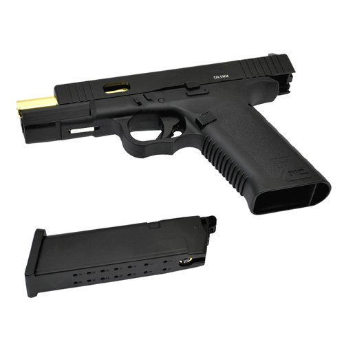 KWC K17 6mm CO2 Blowback Airsoft Pistol