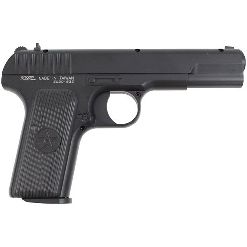 KWC TT33 Tokarev CO2 NBB 4.5mm BB Pistol
