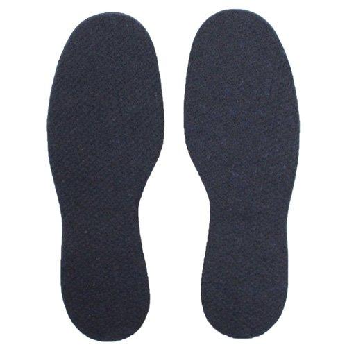 Blue Felt Insoles