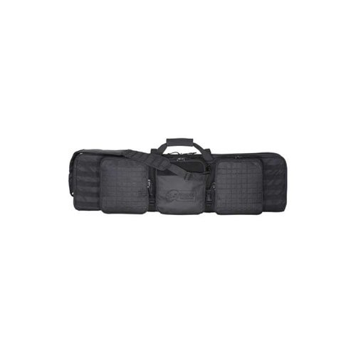 Black 42 Inch Padded Weapons Case