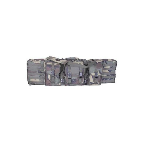 Woodland Camo 42 Inch Padded Weapons Case