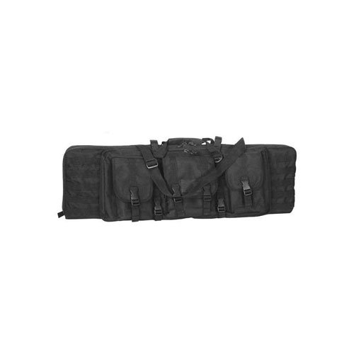 Black 36 Inch Padded Weapons Case