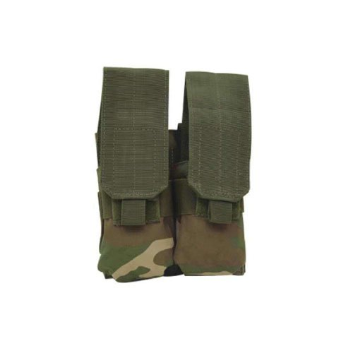 Army Digital M 4 M16 Double Mag Pouch