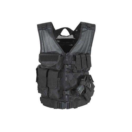 Black Msp 06 Entry Assault Vest