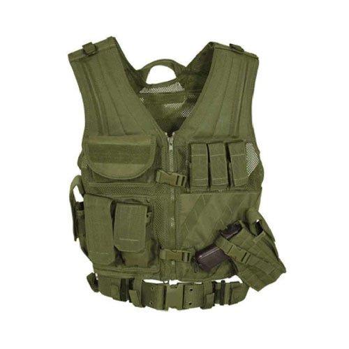 Olive Drab Msp 06 Entry Assault Vest