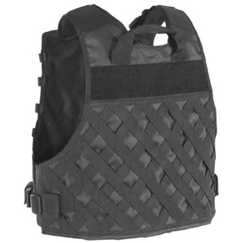Black Ice Vaat Plate Carrier Vest with Lattice Weave