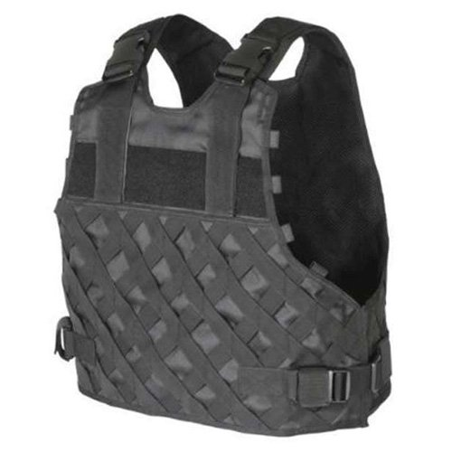 Black Ice Vaat Plate Carrier Medium Large Vest with Lattice Weave