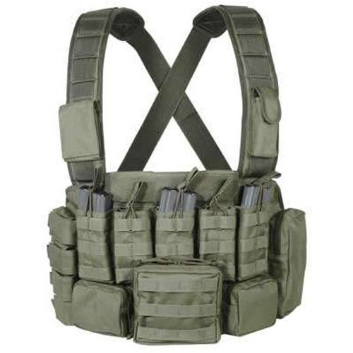 Olive Drab Tactical Chest Rig