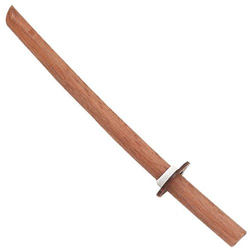 Samurai Natural Shoto Wooden Training Sword