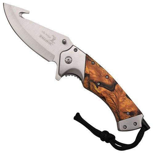 Elk Ridge Folding Knife - Camo Handle