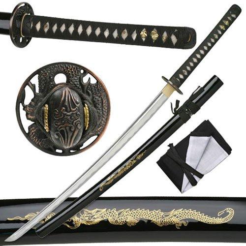 Ten Ryu MAZ-023D 41 Inch Overall Samurai Sword