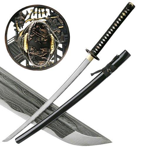 Ten Ryu MAZ-400 Samurai Battle Theme Design Sword