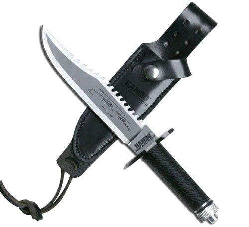 Mini Rambo II Fixed Blade Knife Set