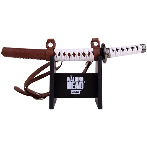 Masters Collection Walking Dead 5 Inch Katana Letter Opener