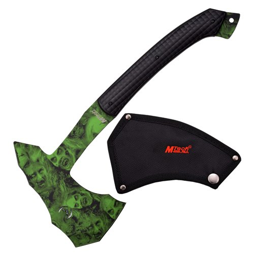 MTech USA 12 Inch Fiber Handle Axe