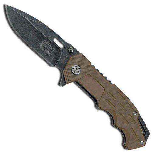 Mtech Xtreme Stonewash Folding Knife