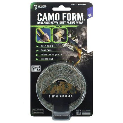 Mcnett Camo Form Woodland Digital