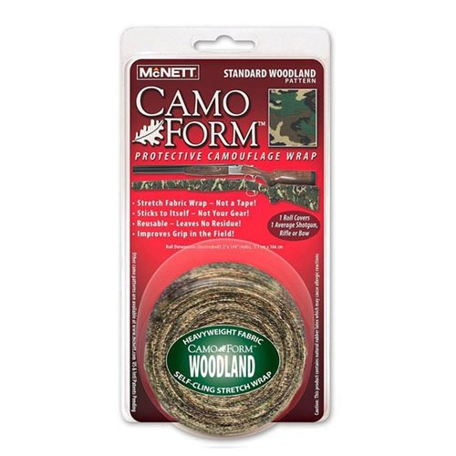 Mcnett Camo Form Woodland Generic Mil