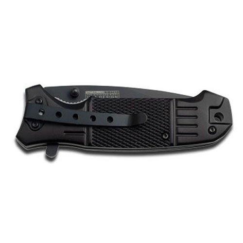 Tac-Force Black Folding Knife