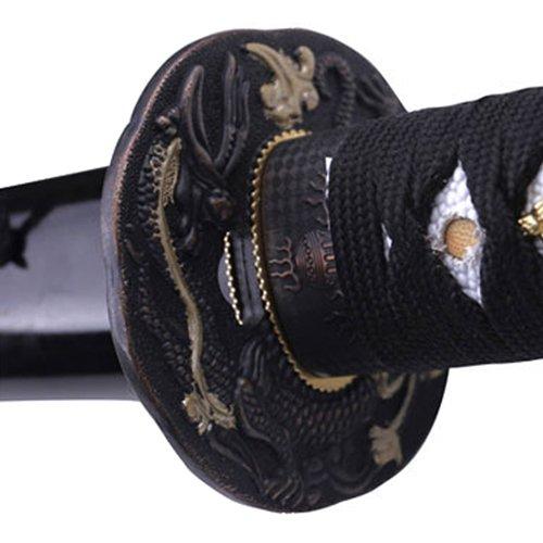 Ten Ryu 031BL 28 Inch Blade Samurai Sword w/ Scabbard