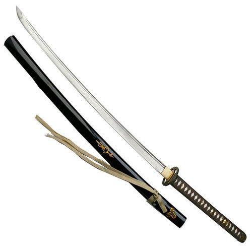 Tenryu Handforged Samurai Sword - Lion Stamp Blade