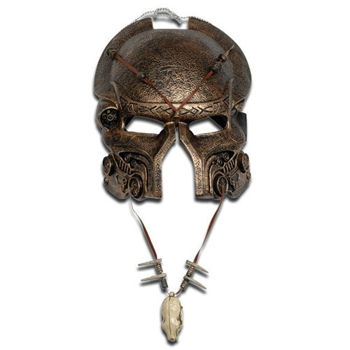 Master Cutlery YC-125 Alien Mask - Golden